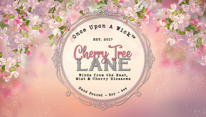 Cherry Tree Lane | Mary Poppins Inspired Soy Candle
