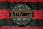Elm Street | A Nightmare on Elm Street Inspired Soy Candle