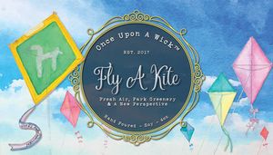 Fly A Kite | Mary Poppins Inspired Soy Candle
