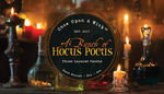 A Bunch of Hocus Pocus | Hocus Pocus Inspired Soy Candle