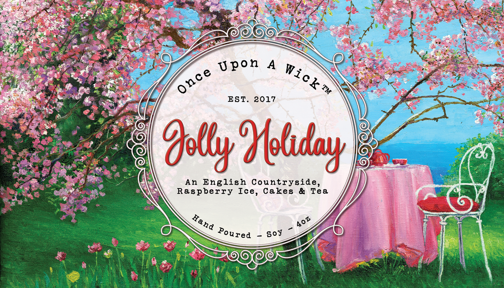 Jolly Holiday | Mary Poppins Inspired Soy Candle