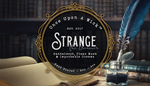 Strange | Strange the Dreamer Inspired Soy Candle