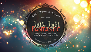Little Light Fantastic | Mary Poppins Inspired Soy Candle