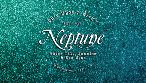 Neptune | The Pretty Guardian - Sailor Neptune Inspired Soy Candle