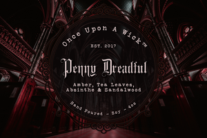 Penny Dreadful | Penny Dreadful Inspired Soy Candle