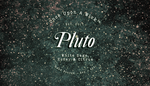 Pluto | The Pretty Guardian - Sailor Pluto Inspired Candle