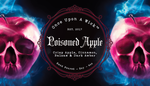 Poisoned Apple | Snow White Inspired Soy Candle