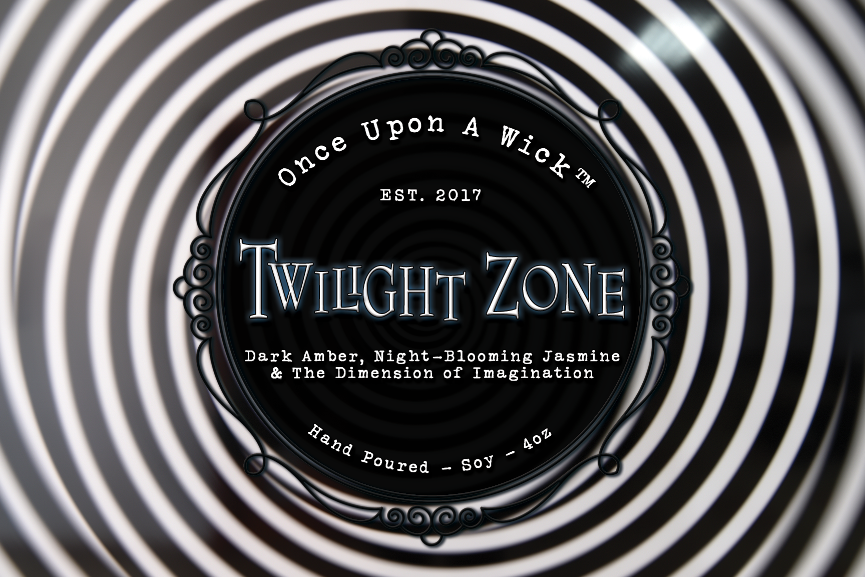 Twilight Zone | The Twilight Zone Inspired Soy Candle
