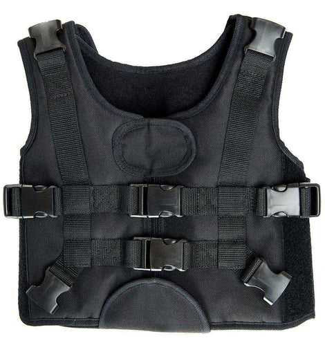 6 points safety vest – K6