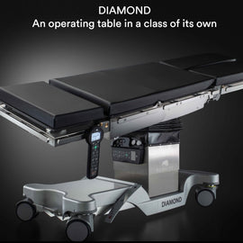 DIAMOND – the operating table by Schmitz