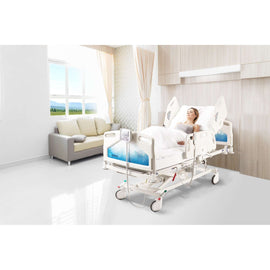Hospital bed NEXO/HORUS by Famed