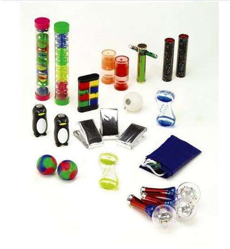 Visual Sensory Fun Bag