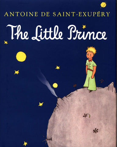 """""""The Little Prince"""" book cover"""