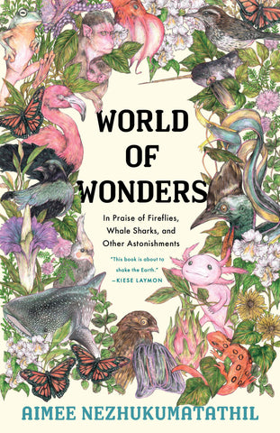 """""""World of Wonders"""" book cover"""