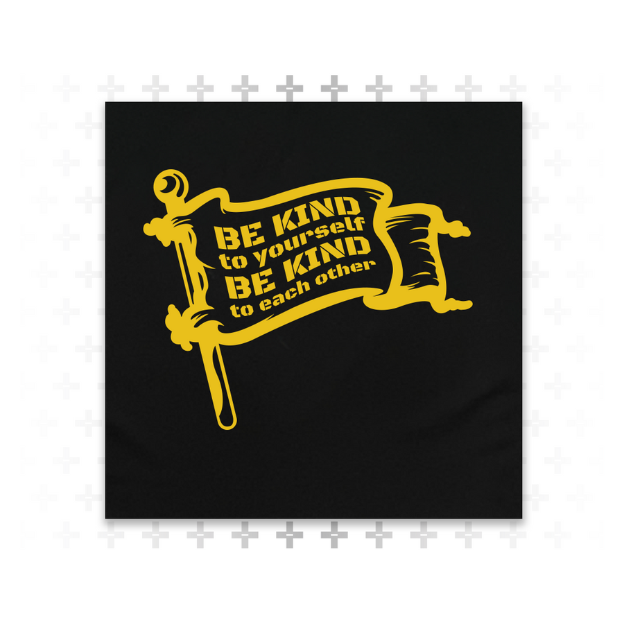 Be Kind Flag - Army of Happy