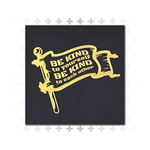 Be Kind Flag - Army of Happy - The Optimistic Lifestyle Brand