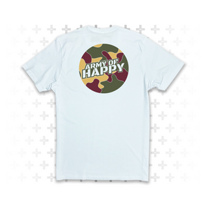 Camouflage Cutout - Army of Happy