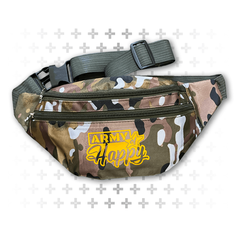 Fanny Pack - Army of Happy