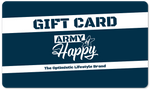 Gift Card - Army of Happy - The Optimistic Lifestyle Brand