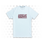 Stencil Chest Candy - Army of Happy - The Optimistic Lifestyle Brand