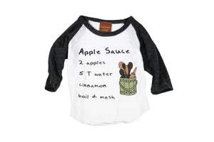 Apple Sauce Raglan