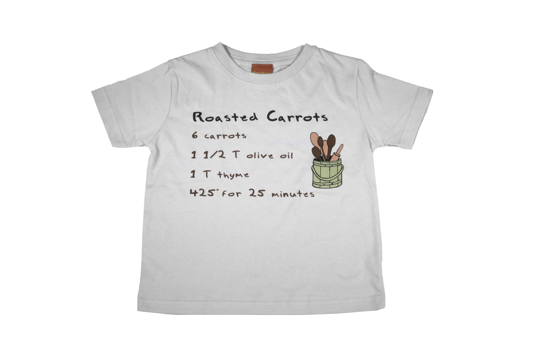 Roasted Carrots Tee