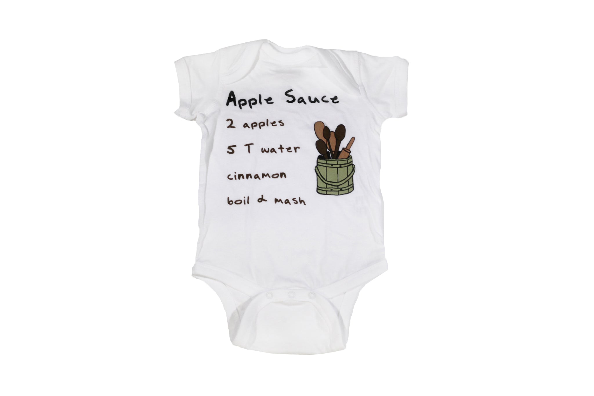 Apple Sauce Onesie