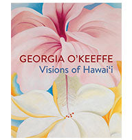 Georgia O'Keefe Hawaii Book