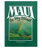 Maui on my Mind book
