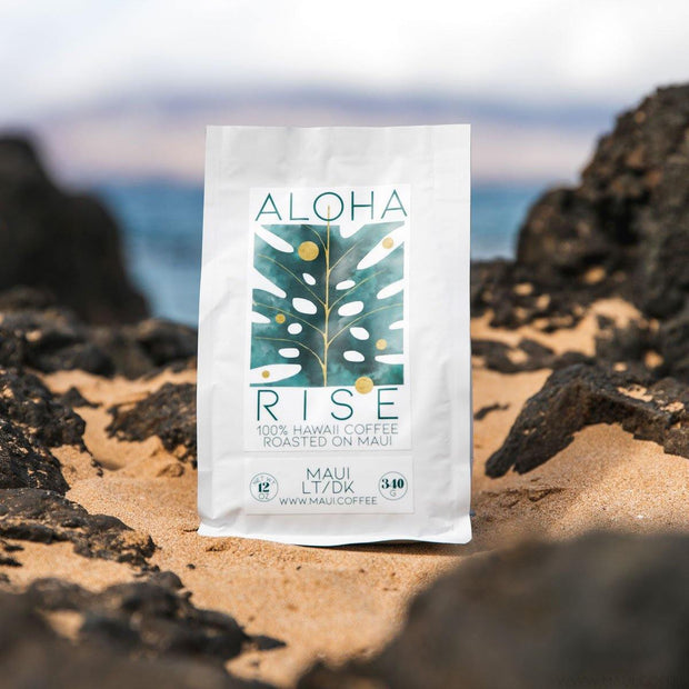 Maui Light/Dark - Aloha Rise Coffee