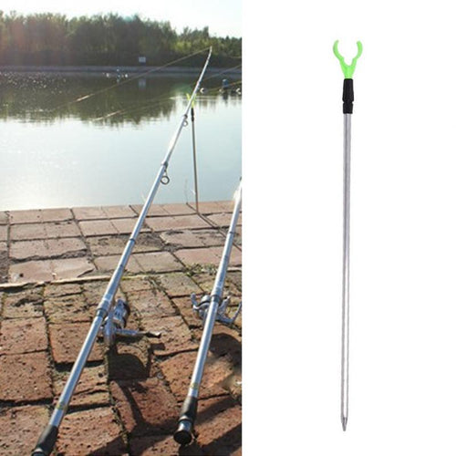 Adjustable Metal Fishing Rod Pole Holder