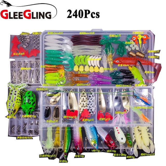 Fishing Lure Sets - For Every Speices