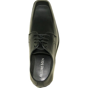 Sebastian - Black Formal Dress Shoes-The Shoe Square