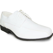 Load image into Gallery viewer, Felix - White Patent Formal Dress Shoes-The Shoe Square