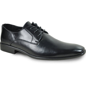 Viggo - Black Oxford Dress Shoes-The Shoe Square