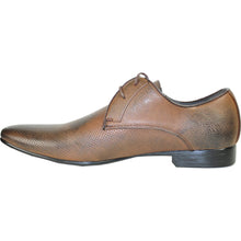 Load image into Gallery viewer, Edward - Brown Oxford Dress Shoes-The Shoe Square