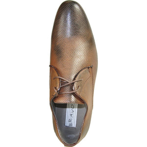Edward - Brown Oxford Dress Shoes-The Shoe Square