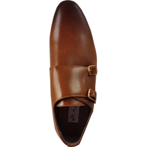 Evert - Tan Dress Loafers-The Shoe Square