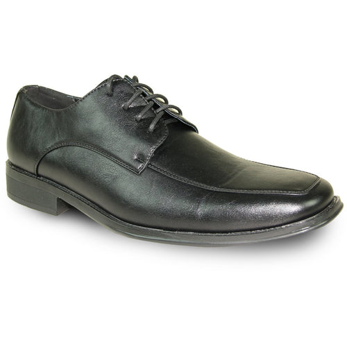 Hugo - Black Oxford Dress Shoes-The Shoe Square