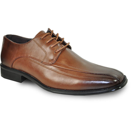 Alfred - Brown Oxford Dress Shoes-The Shoe Square
