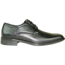 Load image into Gallery viewer, Abbey - Black Oxford Dress Shoes-The Shoe Square