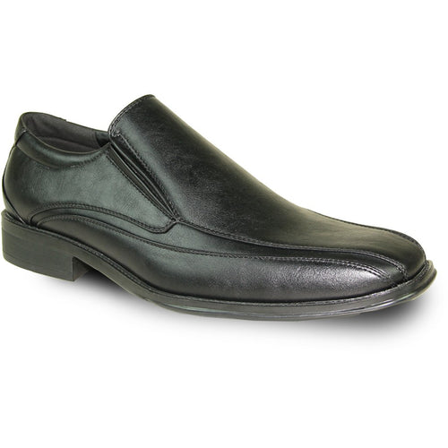 Sylvan - Black Dress Loafers-The Shoe Square