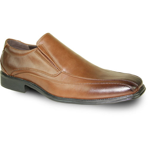Sylvan - Brown Dress Loafers-The Shoe Square