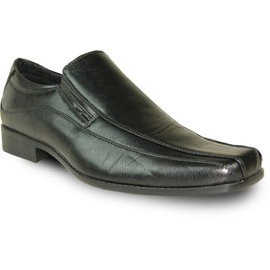 Ripley - Black Dress Loafers-The Shoe Square
