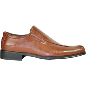 Ripley - Brown Dress Loafers-The Shoe Square
