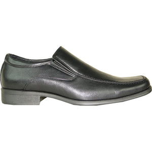 Caldwell - Black Dress Loafers-The Shoe Square