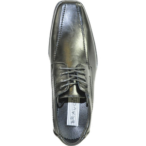 Talbot - Black Oxford Dress Shoes-The Shoe Square