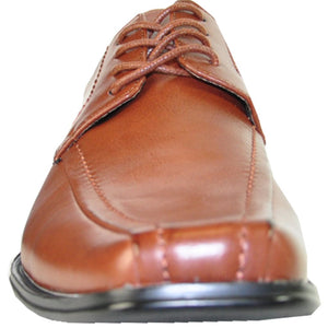 Talbot - Brown Oxford Dress Shoes-The Shoe Square