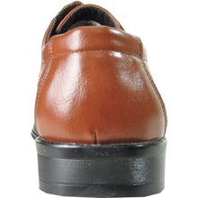 Load image into Gallery viewer, Talbot - Brown Oxford Dress Shoes-The Shoe Square