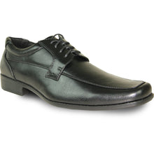 Load image into Gallery viewer, Logan - Black Oxford Dress Shoes-The Shoe Square
